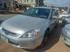 Honda Accord 2003 Silver | Cars for sale in Lagos State, Yaba