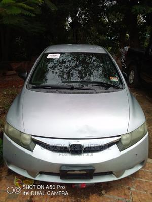 Honda Civic 2009 Silver | Cars for sale in Abuja (FCT) State, Karu