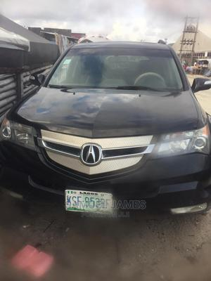 Acura MDX 2008 Black   Cars for sale in Lagos State, Gbagada