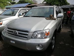 Toyota Highlander 2006 Silver   Cars for sale in Lagos State, Apapa