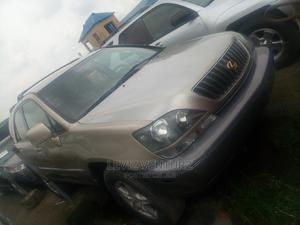 Lexus RX 2000 Gold   Cars for sale in Lagos State, Agboyi/Ketu