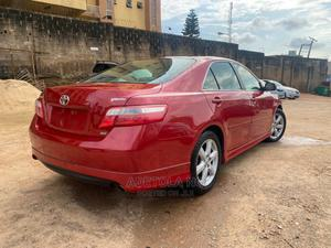 Toyota Camry 2008 Red   Cars for sale in Lagos State, Ikeja