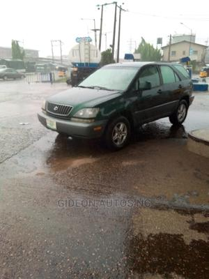 Lexus RX 2002 300 2WD Green | Cars for sale in Lagos State, Agege