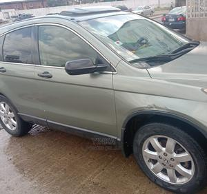 Honda CR-V 2008 2.4 EX Automatic Green   Cars for sale in Lagos State, Ikeja