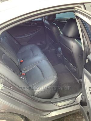 Hyundai Sonata 2012 Gray | Cars for sale in Lagos State, Agege