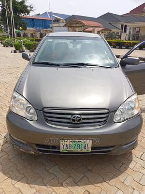 Toyota Corolla 2003 Gray   Cars for sale in Abuja (FCT) State, Gwarinpa