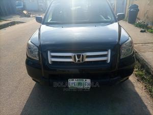 Honda Pilot 2005 Black | Cars for sale in Lagos State, Ikorodu