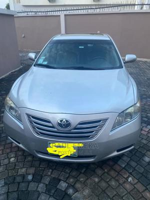 Toyota Camry 2007 2.3 Hybrid Silver   Cars for sale in Lagos State, Ikeja