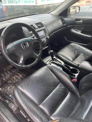 Honda Accord 2005 Black | Cars for sale in Lagos State, Ikotun/Igando