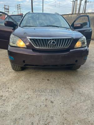 Lexus RX 2008 Brown | Cars for sale in Lagos State, Ikotun/Igando