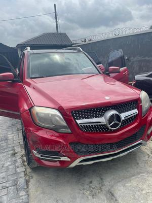 Mercedes-Benz GLK-Class 2011 350 Red | Cars for sale in Lagos State, Ajah