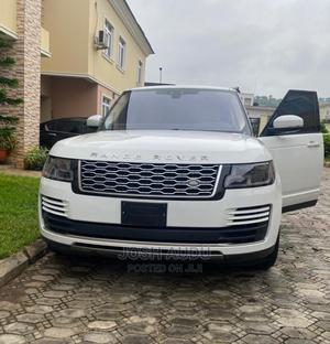 New Land Rover Range Rover Vogue 2019 White | Cars for sale in Abuja (FCT) State, Central Business District
