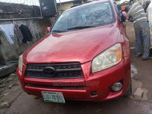 Toyota RAV4 2010 2.5 Limited 4x4 Red | Cars for sale in Lagos State, Isolo
