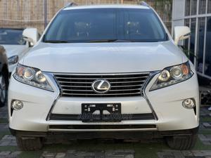 Lexus RX 2013 White | Cars for sale in Lagos State, Lekki