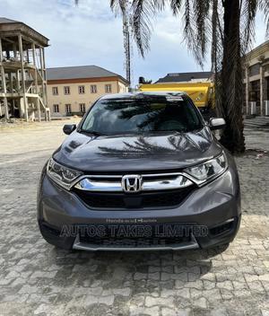 Honda CR-V 2018 Gray | Cars for sale in Lagos State, Ajah
