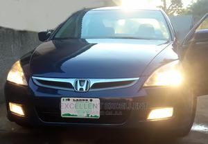 Honda Accord 2007 2.0 Comfort Automatic Blue   Cars for sale in Abuja (FCT) State, Mararaba