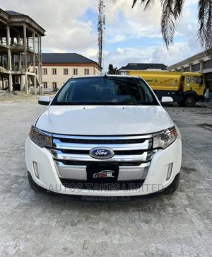 Ford Edge 2011 White | Cars for sale in Lagos State, Ajah