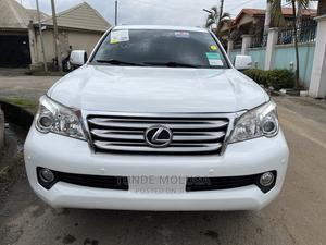 Lexus GX 2012 460 Premium White | Cars for sale in Lagos State, Agege