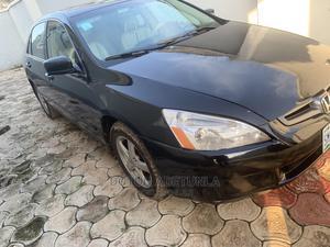 Honda Accord 2004 2.4 Type S Automatic Black | Cars for sale in Ekiti State, Ado Ekiti