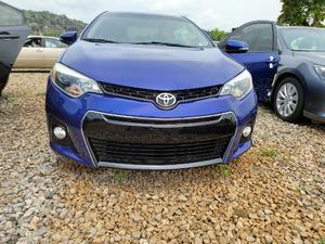 Toyota Corolla 2015 Blue | Cars for sale in Abuja (FCT) State, Gudu