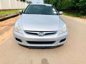 Honda Accord 2007 Silver | Cars for sale in Abuja (FCT) State, Wuse