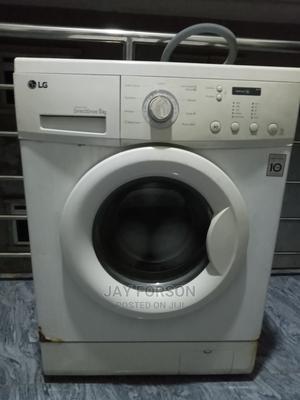 5kg Lg Washing Machine | Home Appliances for sale in Abuja (FCT) State, Mabushi