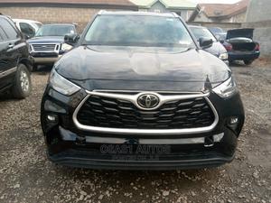 Toyota Highlander 2020 Black   Cars for sale in Lagos State, Ojodu