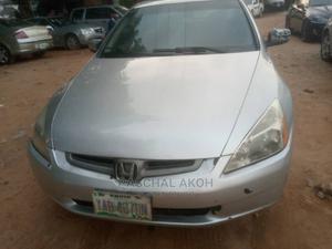 Honda Accord 2005 Silver | Cars for sale in Abuja (FCT) State, Gwarinpa