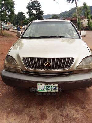 Lexus RX 2002 Gold | Cars for sale in Enugu State, Enugu