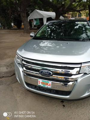Ford Edge 2013 SE 4dr FWD (3.5L 6cyl 6A) Silver | Cars for sale in Lagos State, Yaba