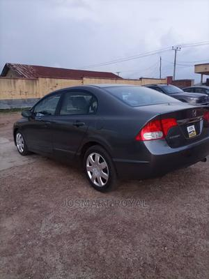 Honda Civic 2009 1.8 Sport Automatic Gray   Cars for sale in Oyo State, Ogbomosho North