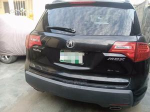 Acura MDX 2007 SUV 4dr AWD (3.7 6cyl 5A) Black | Cars for sale in Lagos State, Isolo