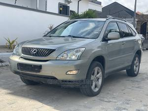 Lexus RX 2004 330 Green | Cars for sale in Lagos State, Lekki