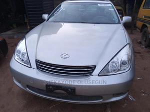 Lexus ES 2004 330 Sedan Silver | Cars for sale in Lagos State, Ifako-Ijaiye