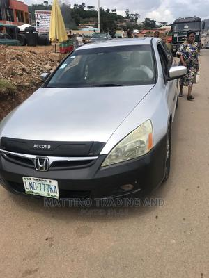 Honda Accord 2004 Automatic Silver | Cars for sale in Ekiti State, Ado Ekiti