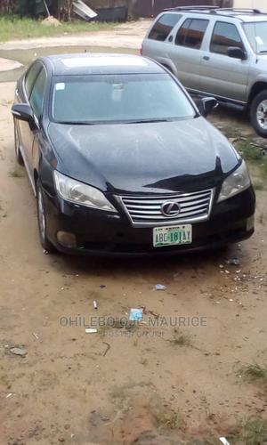 Lexus ES 2010 350 Black | Cars for sale in Lagos State, Shomolu