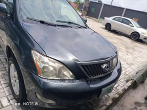 Lexus RX 2008 Gray | Cars for sale in Rivers State, Port-Harcourt