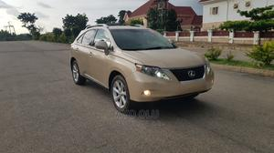 Lexus RX 2011 350 Gold | Cars for sale in Abuja (FCT) State, Lokogoma