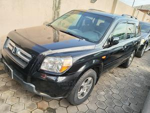 Honda Pilot 2007 EX 4x4 (3.5L 6cyl 5A) Blue | Cars for sale in Lagos State, Ikeja