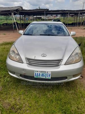 Lexus ES 2004 330 Sedan Silver | Cars for sale in Ogun State, Ewekoro