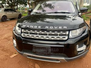 Land Rover Range Rover Evoque 2012 Black | Cars for sale in Abuja (FCT) State, Central Business District