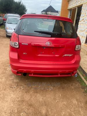 Toyota Matrix 2004 Red   Cars for sale in Oyo State, Ibadan