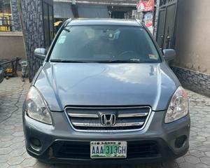 Honda CR-V 2005 Gray | Cars for sale in Lagos State, Ikeja