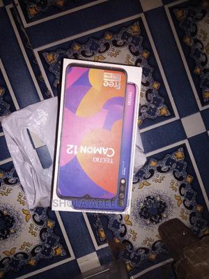 Tecno Camon 12 64 GB Purple | Mobile Phones for sale in Oyo State, Ibadan