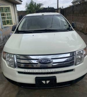 Ford Edge 2007 SE 4dr FWD (3.5L 6cyl 6A) Off White | Cars for sale in Lagos State, Ikeja