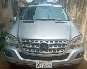 Mercedes-Benz M Class 2011 ML 350 4Matic Silver   Cars for sale in Lagos State, Alimosho