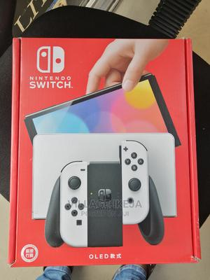 Nintendo Switch OLED (2021)   Video Game Consoles for sale in Lagos State, Ikeja