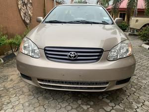Toyota Corolla 2004 Gold | Cars for sale in Lagos State, Lekki