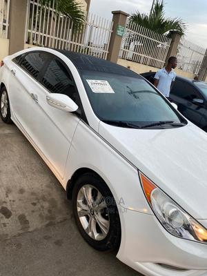 Hyundai Sonata 2013 White | Cars for sale in Lagos State, Surulere