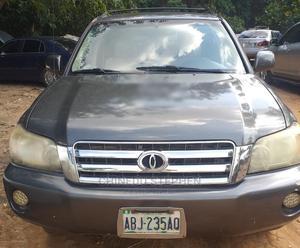 Toyota Highlander 2005 Limited V6 Gray | Cars for sale in Abuja (FCT) State, Gudu